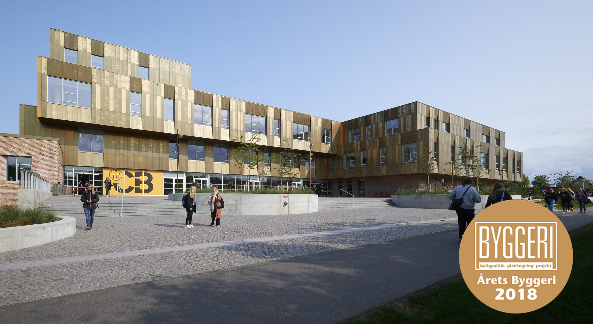 arkitektfirmaer i danmark